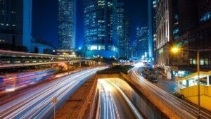 Smart mobility: smart city, Hong Kong