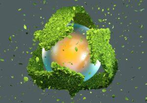 Sostenibilità e green: riciclo e economia circolare