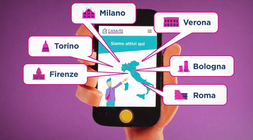 Casavo, startup italiana