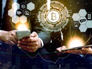 visa, criptovalute, bitcoin, blockchain