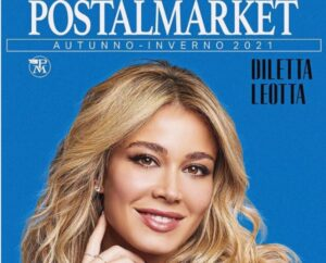 Diletta Leotta volto di Postalmarket e-commerce by Storeden