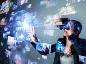 realtà virtuale, tapID, Facebook