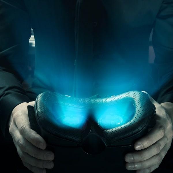 Facebook realtà virtuale Magic Leap