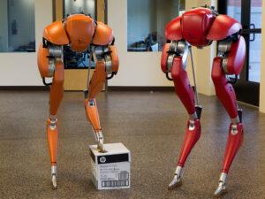 cassie, robot