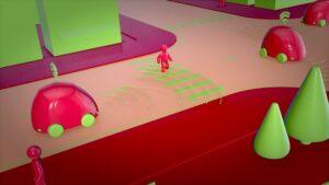 guida autonoma - self driving