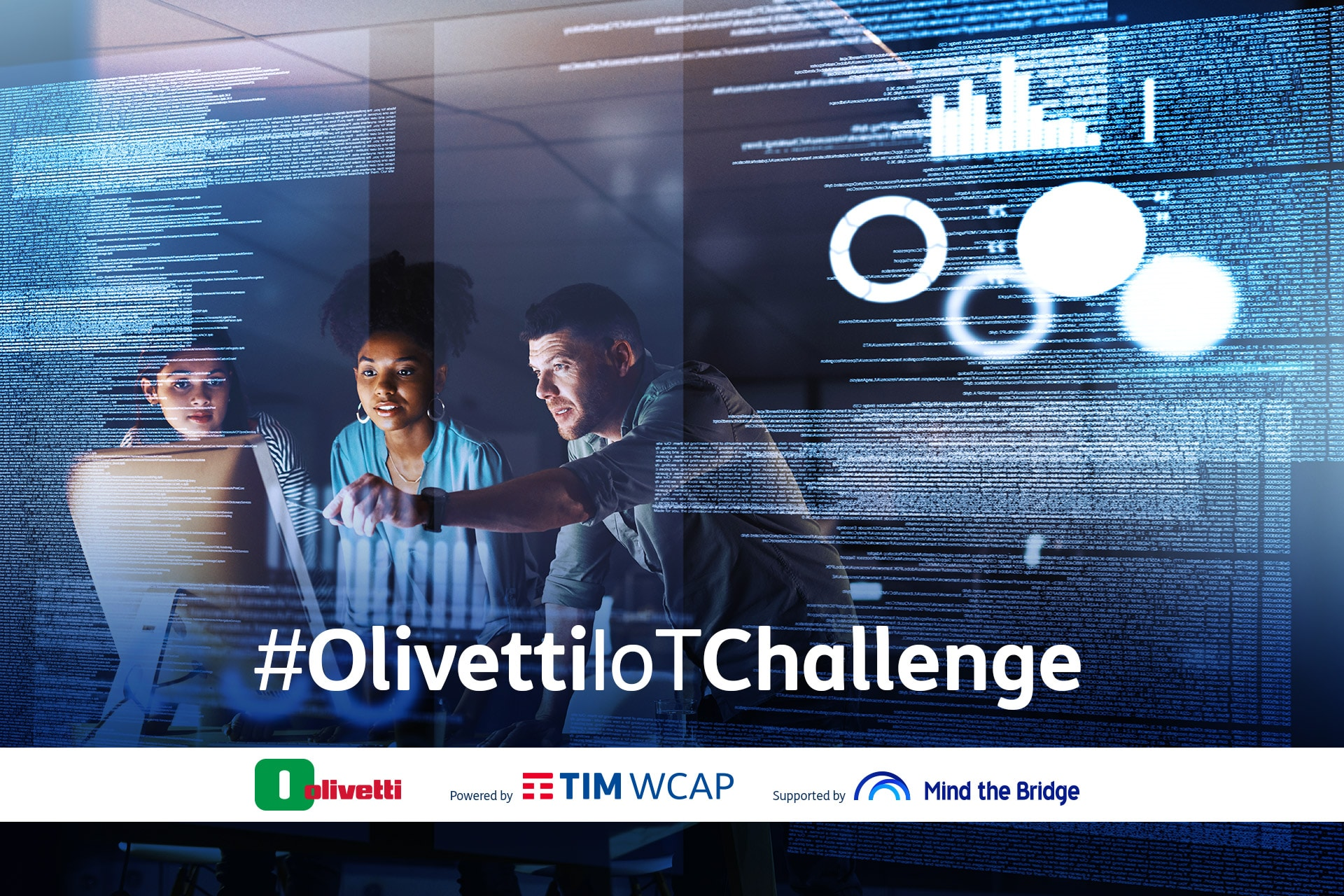 Call for startup Olivetti Iot Challenge,