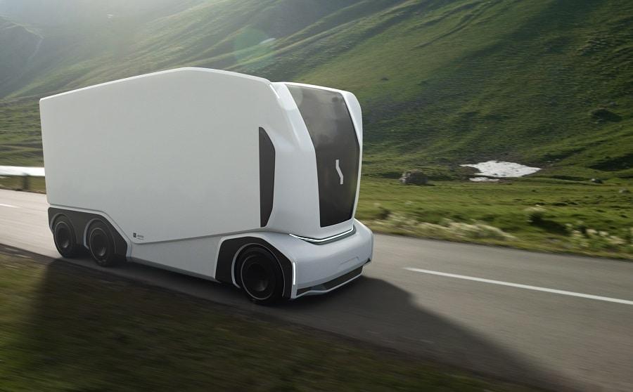 Einride: veicoli elettrici a guida autonoma