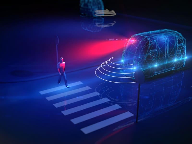 guida autonoma, automation, smart mobility