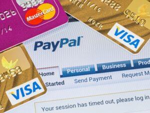 Paypal, pagamenti digitali