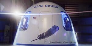 Turismo spaziale: Jeff Bezos nello spazio su blue origin