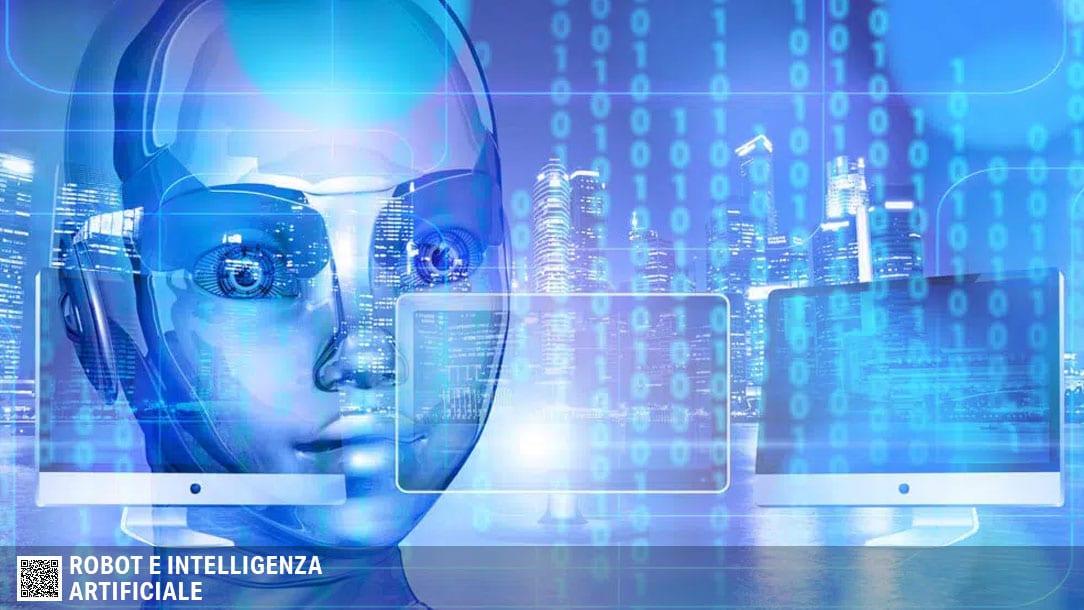 robot intelligenza artificiale