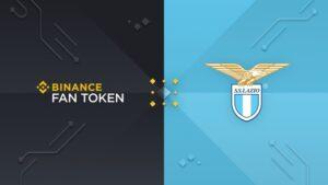 Binance Fan Token Sponsor della Lazio