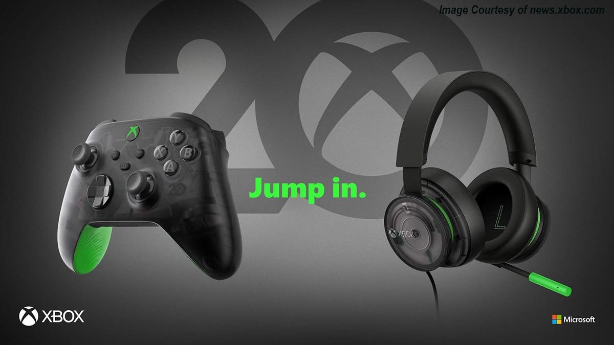 Xbox 20 anni